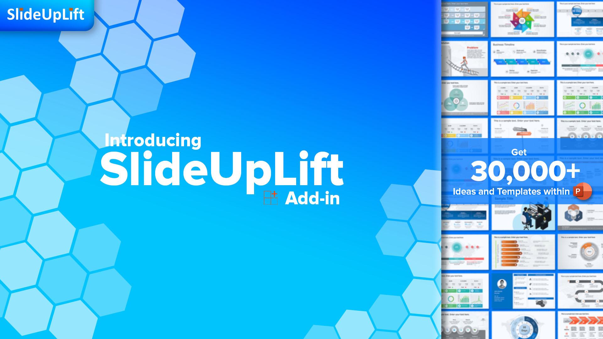 SlideUpLift Add-in: An Intelligent Companion to PowerPoint