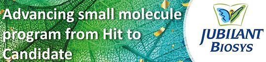 Advancing Small Molecule Program From Hit To Candidate (Webinar by Jubilant Biosys)