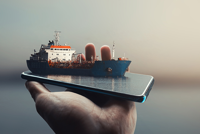 Pay for your ship supplies with Marine Online credits