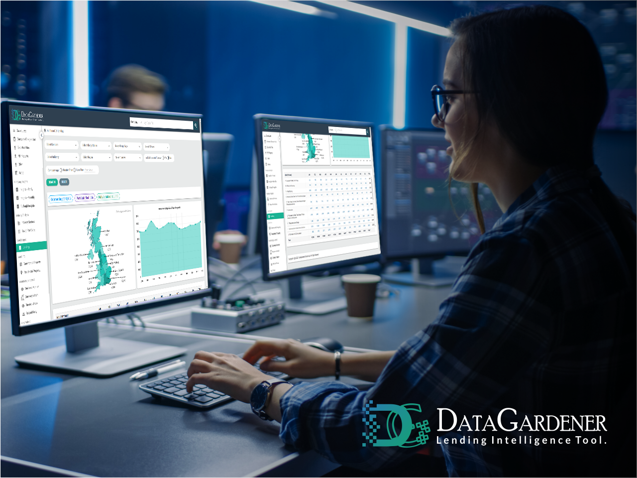 DataGardener Launches its Lending Intelligence Tool, the Industry's First Solution of its kind.