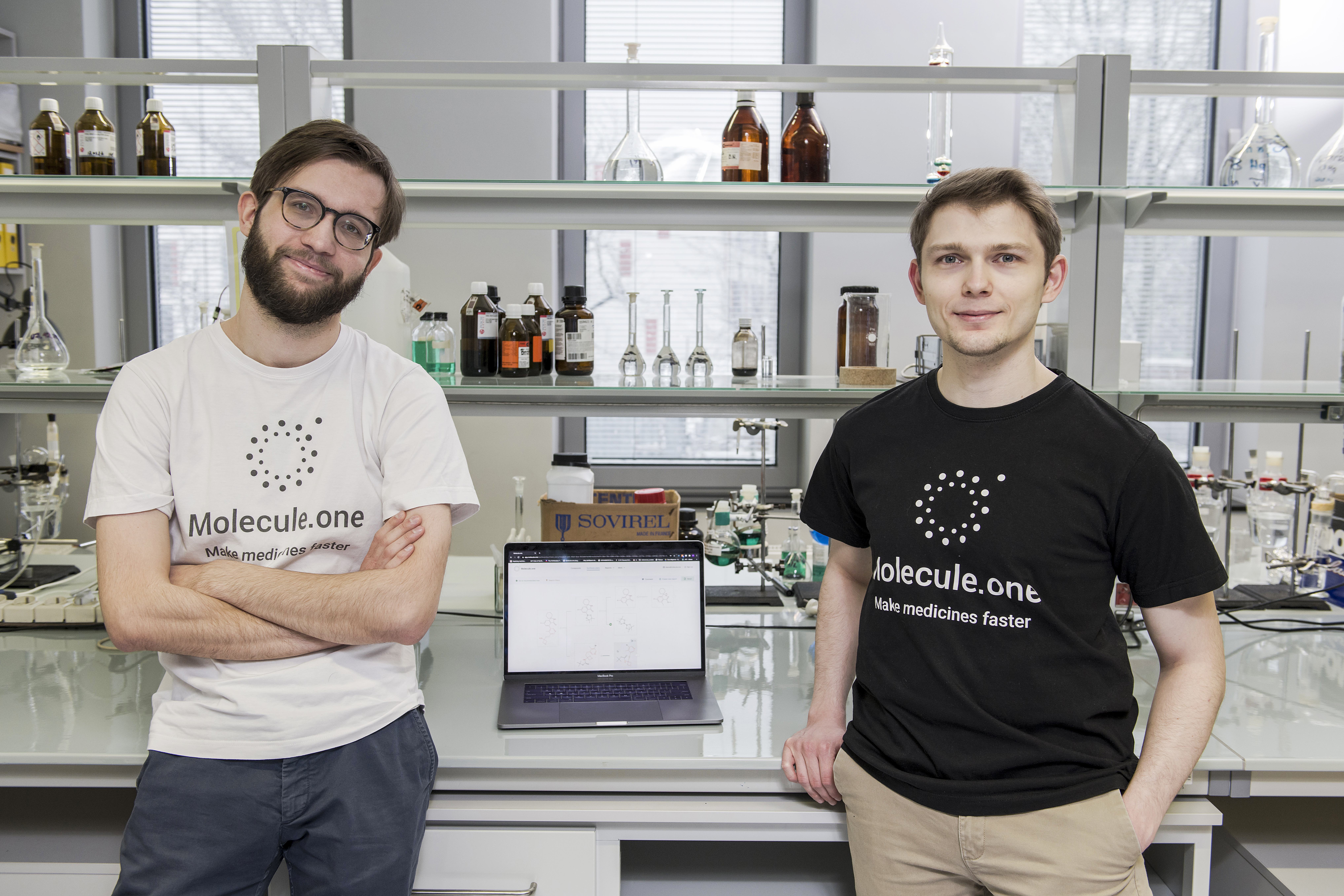 Molecule.one Raises $4.6million To Further Advance Its Pioneering Synthesis Planning Technology For Faster Drug Discovery