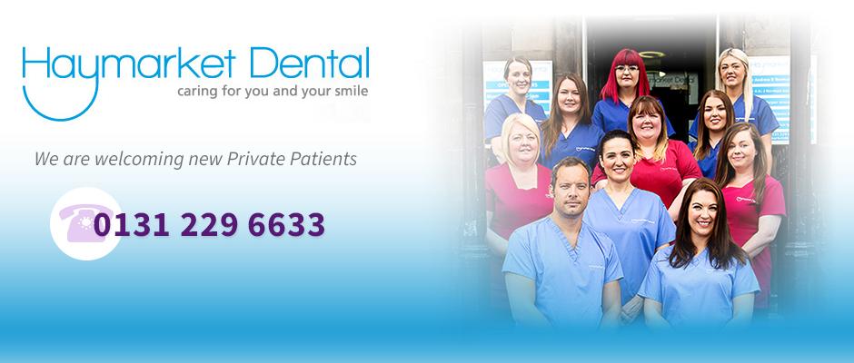 Haymarket Dental – Welcoming New Private Patients