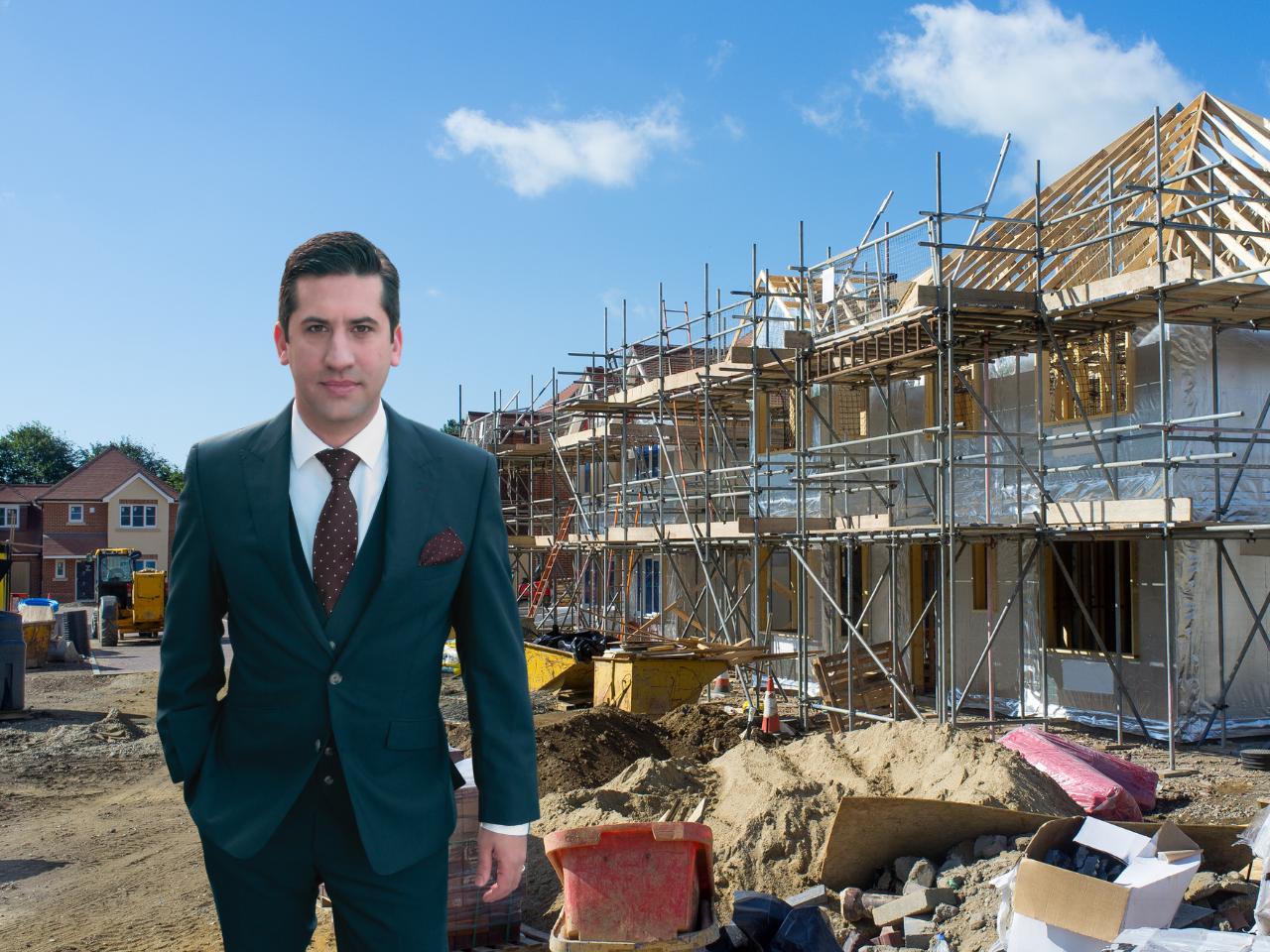 'USE IT OR LOSE IT' PROPOSED LEGISLATION SET TO BOTTLENECK HOUSE BUILDING INDUSTRY