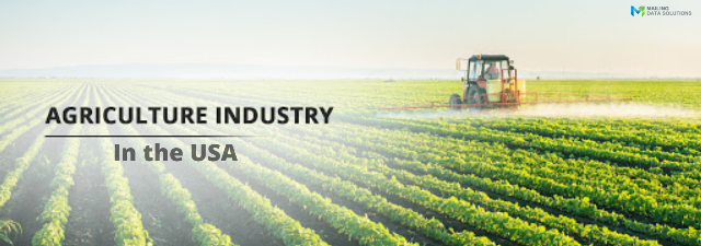 Mailing Data Solutions Launches the Agriculture Mailing List with More than 50% of the Industry's Contact Data Covered