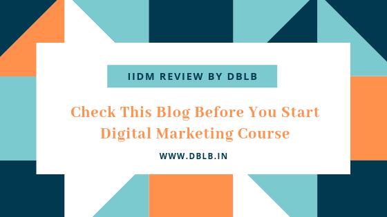 IIDM Reviews & Course Modules Details