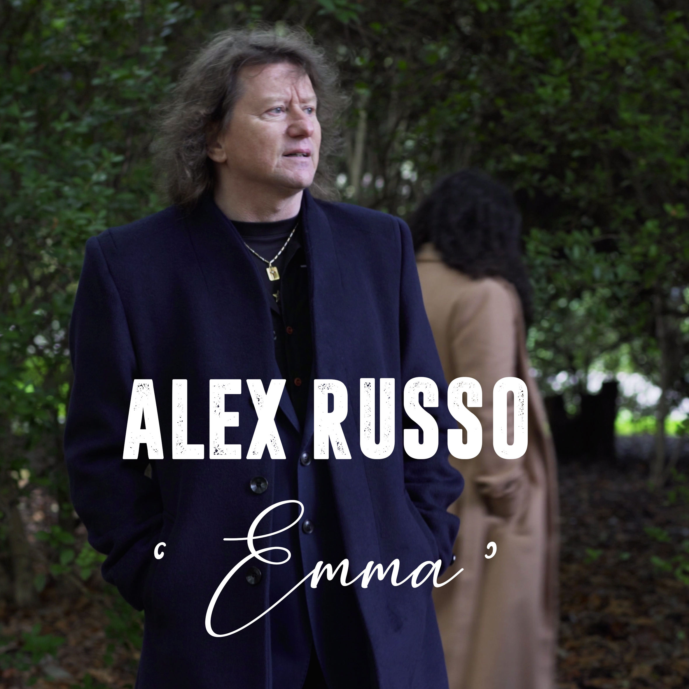 Italian Troubadour Alex Russo Steps Backs In Time Recalling When His First True Love Was  Pulled Apart In Emotional New Single 'Emma'