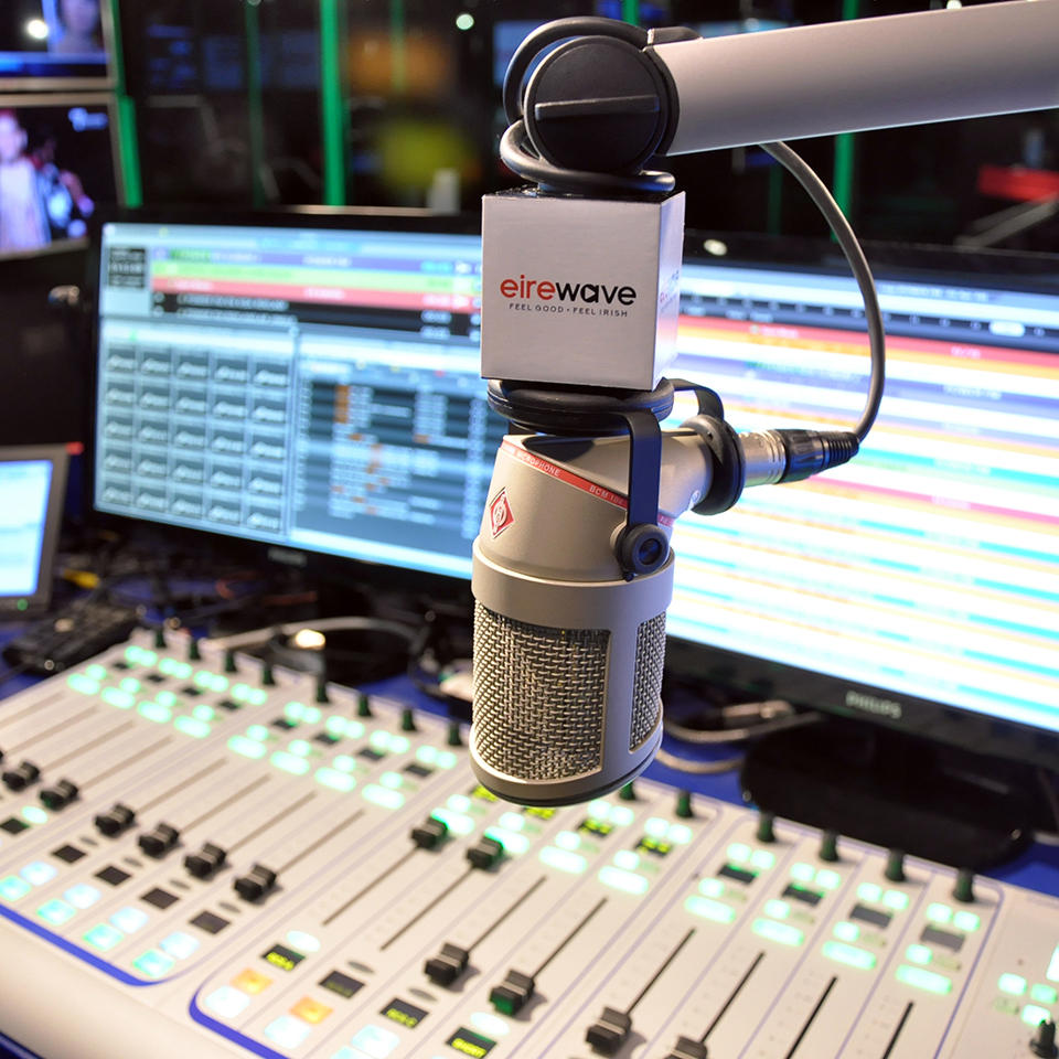 Irish-only radio station EIREWAVE has recorded a rapid rise in the number of listeners tuning in to its exclusively domestic content.