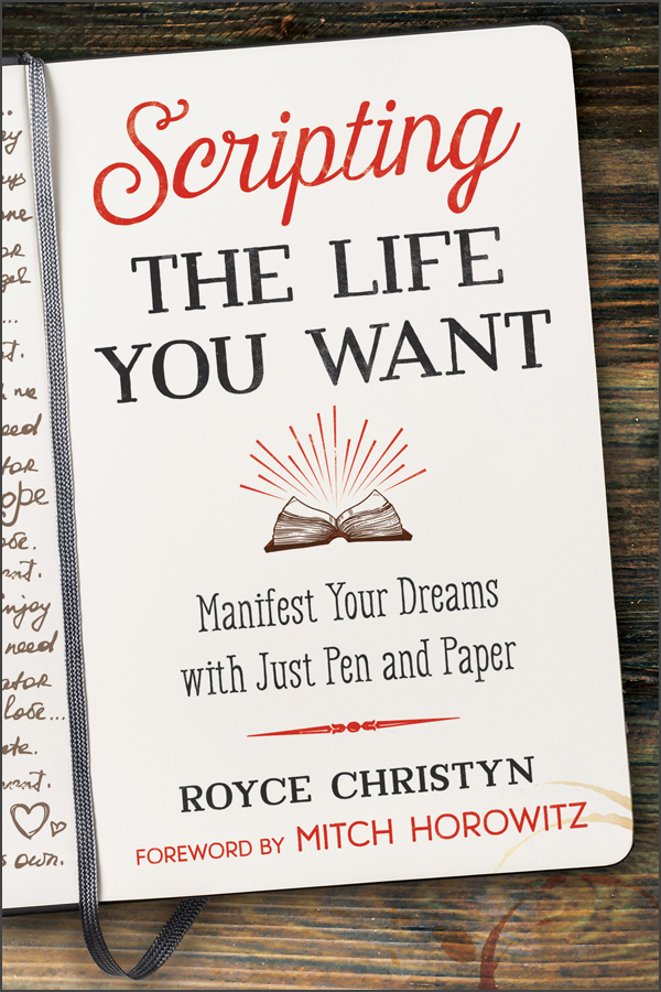 Scripting The Life You Want - new book and TV series