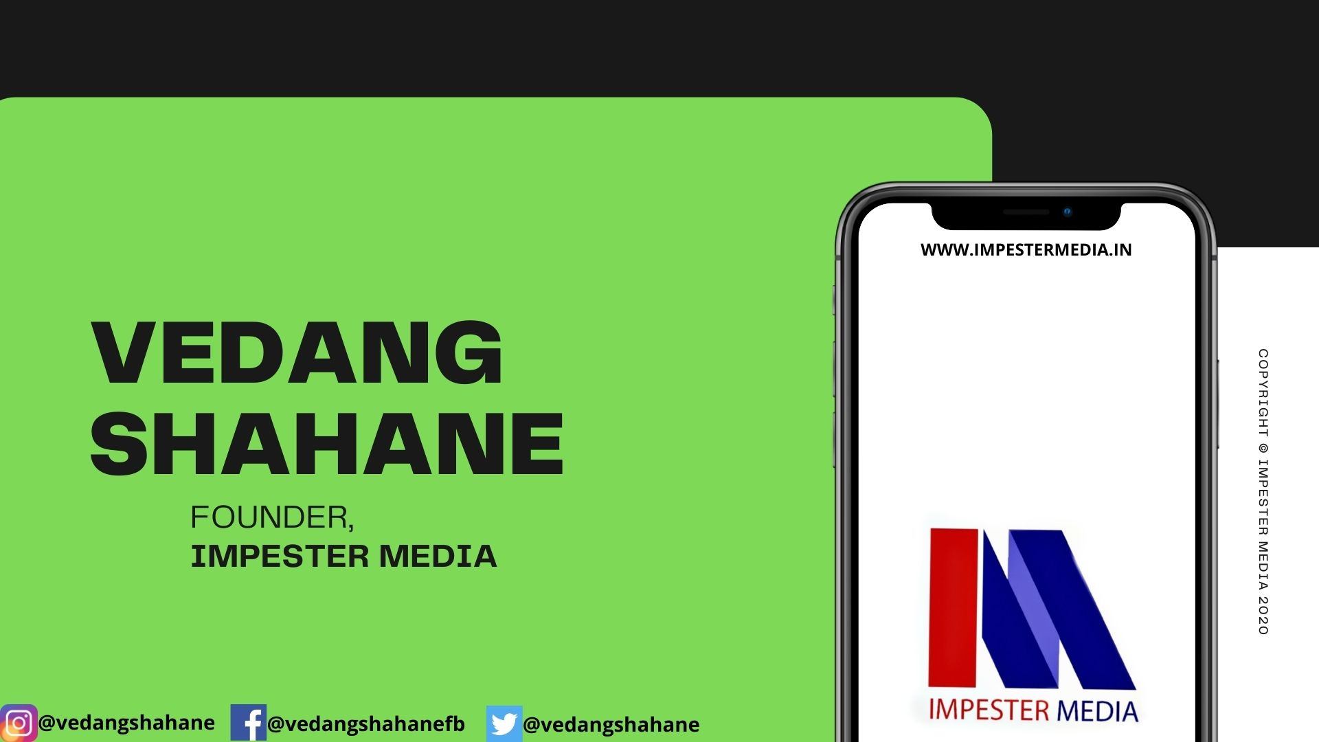 Vedang Shahane Becomes the Top Digital Marketing Professional