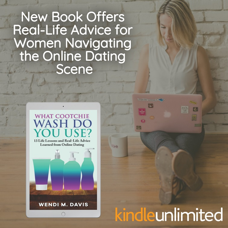 Wendi M. Davis Releases New Book For Women - What Cootchie Wash Do You Use?