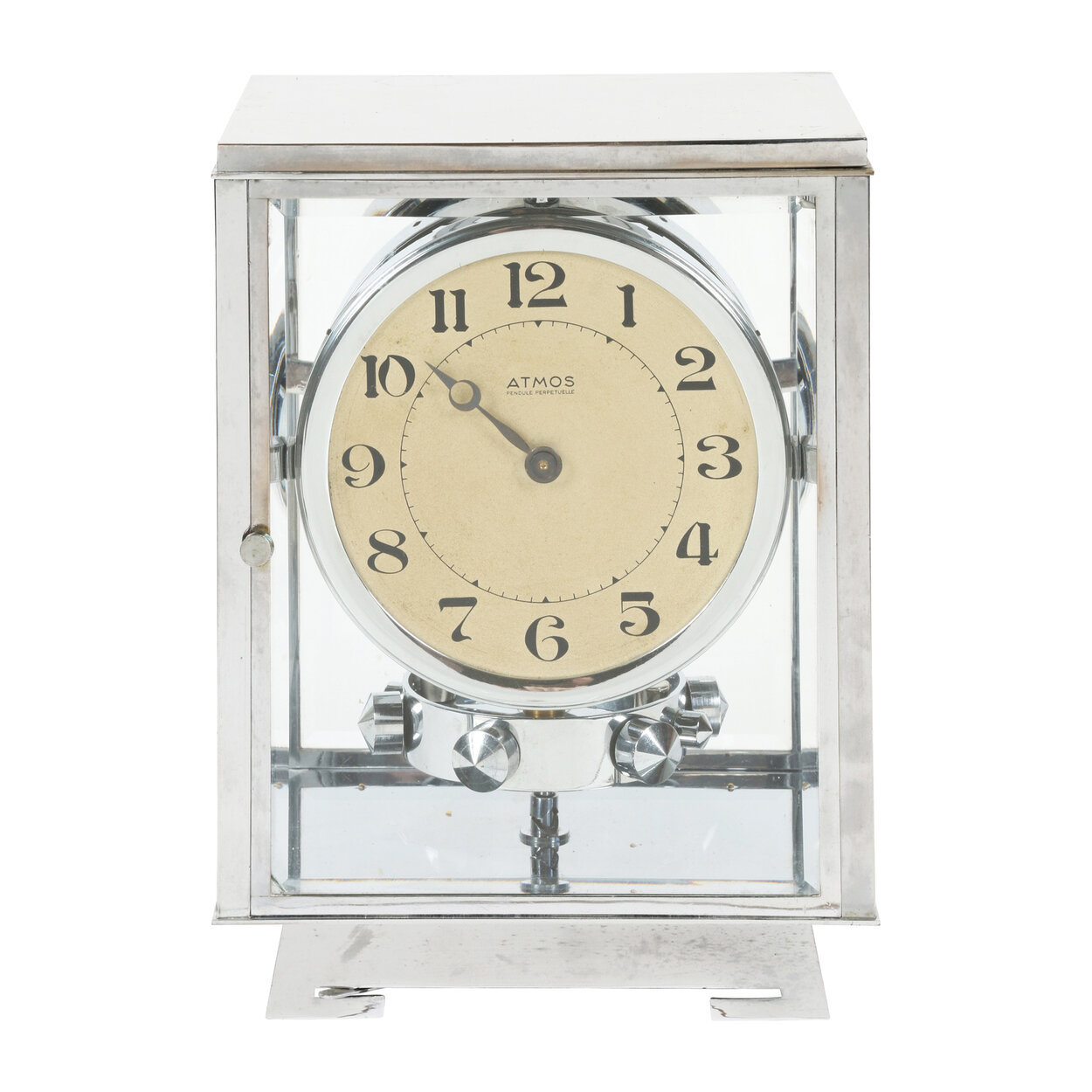 French Atmos Perpetual Time clock Chimes on Time for CA$6,490 in Miller  Miller Online-Only Auction