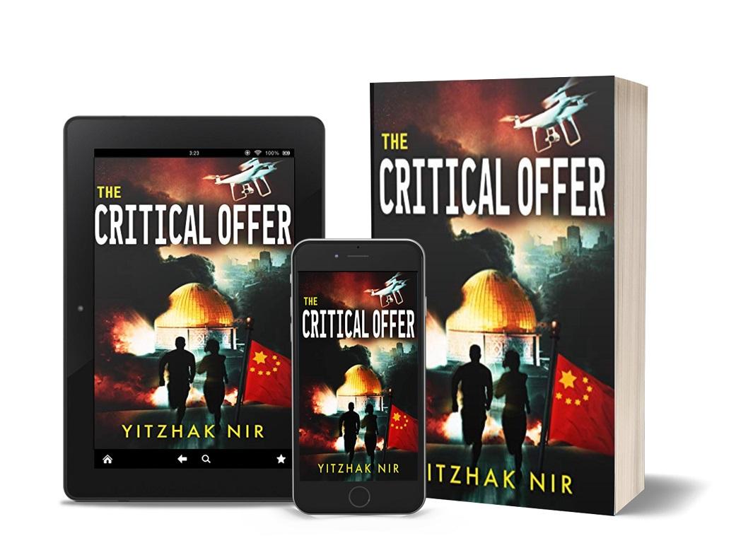 Yitzhak Nir Releases New Political Thriller - The Critical Offer