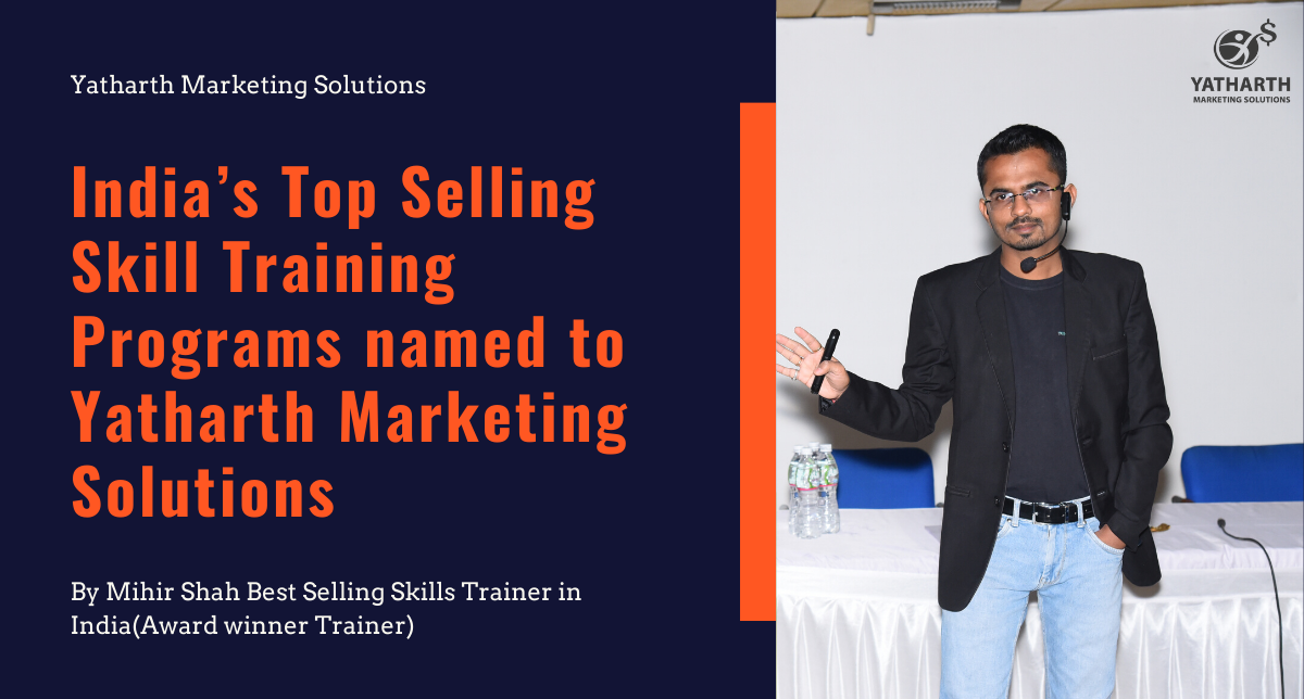 India's Top Selling Skill Training Programs Named to Yatharth Marketing Solutions
