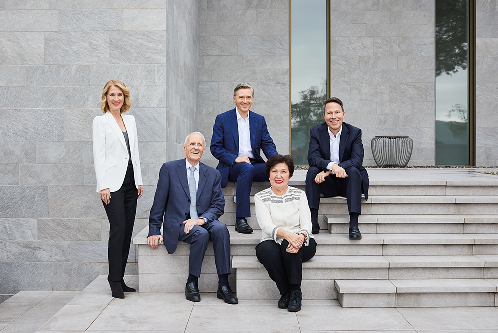 Busch Vacuum Solutions awarded as Germany's top family business 2020 by the German Business Magazine Wirtschaftswoche