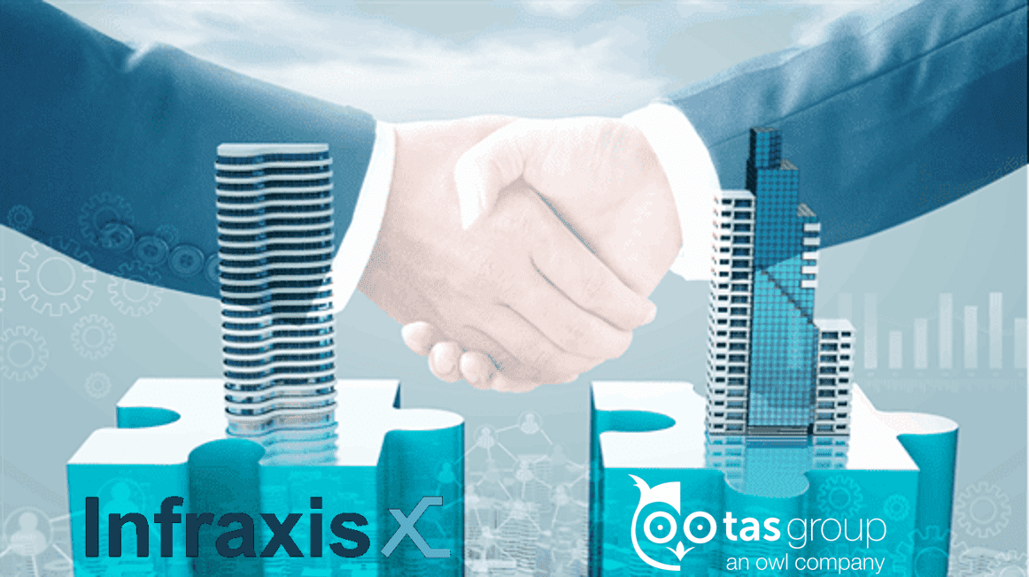 TAS International acquires INFRAXIS AG