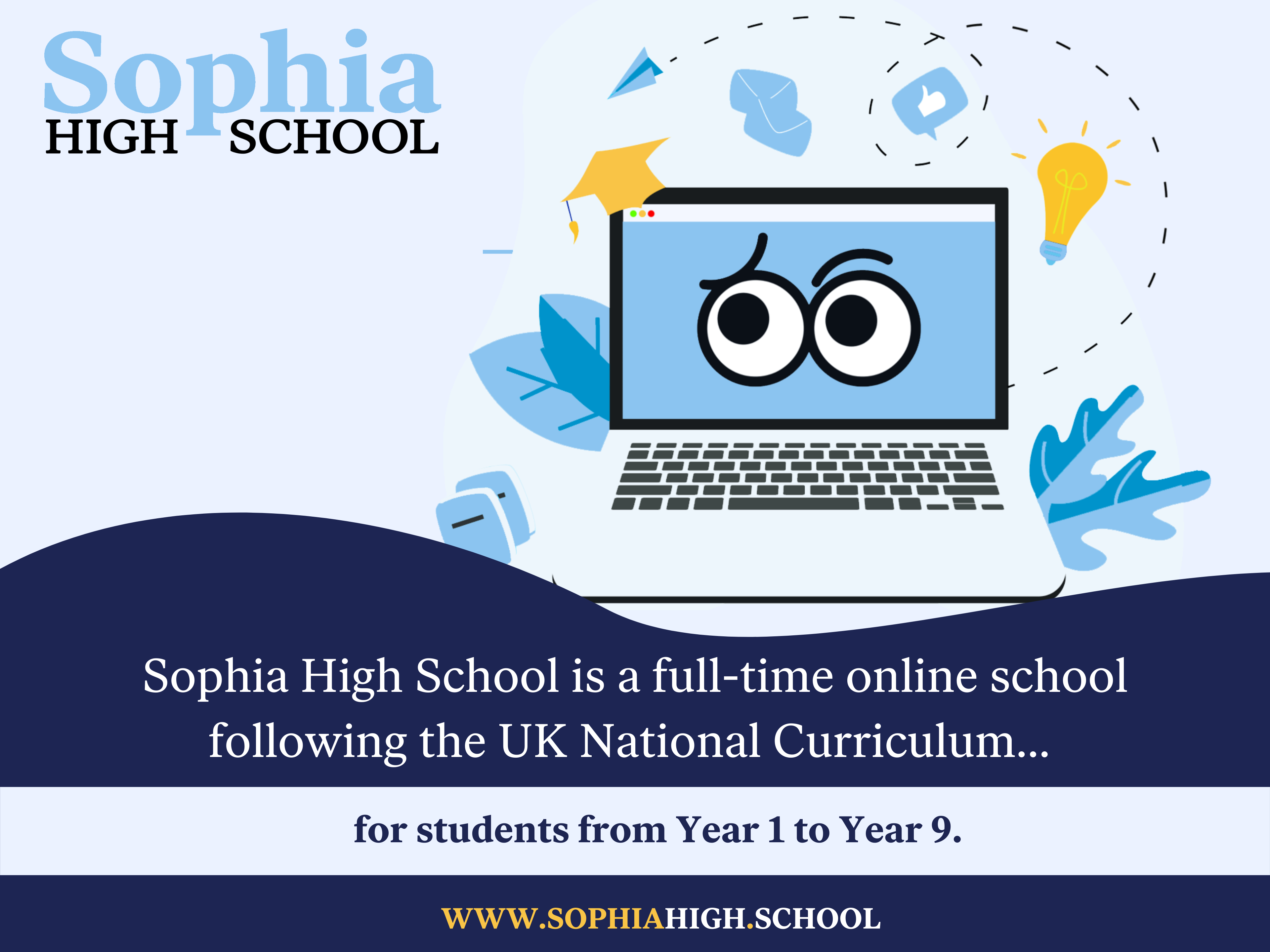 From Learners to Leaders:  How Sophia High School is reimagining online education for primary students