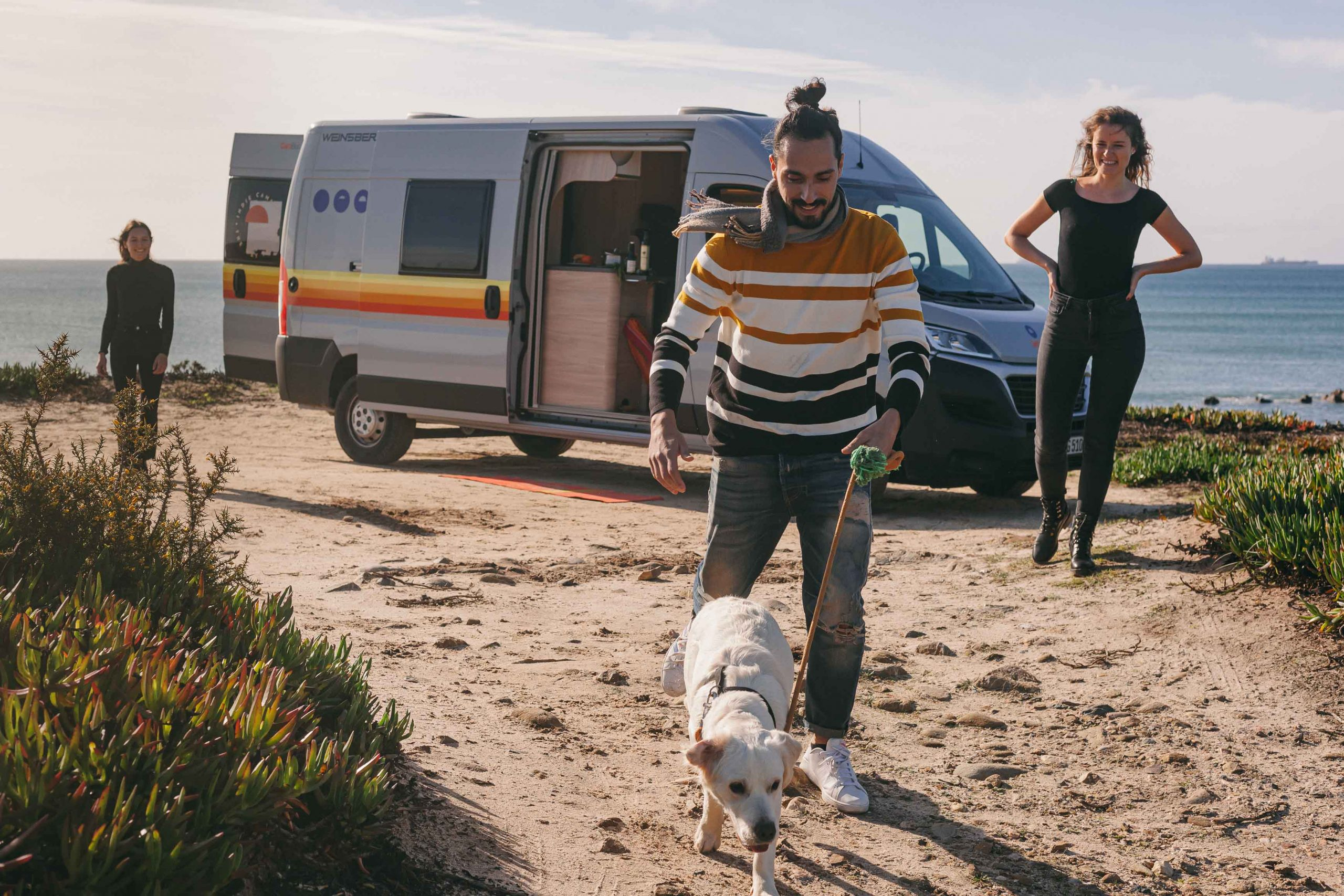 A pet-friendly staycation