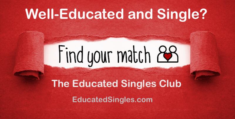 Well-Educated and Single? Join the exclusive Club where you are more than a swipe