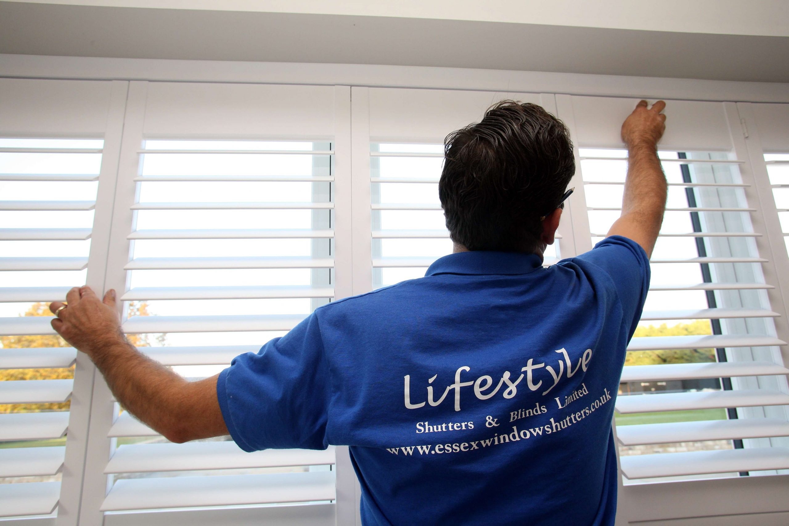 Give a luxurious touch to your home with Lifestyle Shutters and Blinds