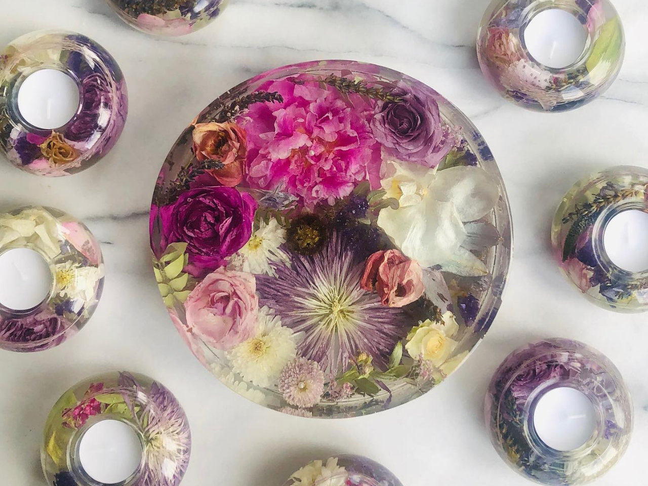 Magenta Flowers - Best Wedding Flower Preservation Specialists 2021