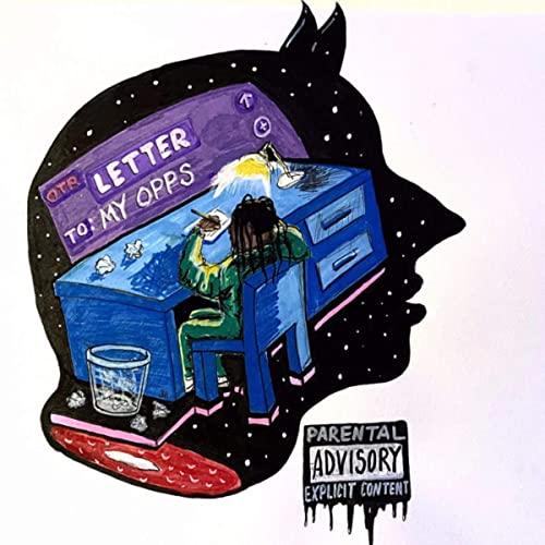 November Louville releases new EP album 'Letter To My Opps'