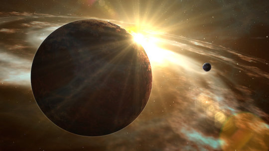 Upwards of six billion Earth-like planets in our cosmic system, as indicated by new gauges