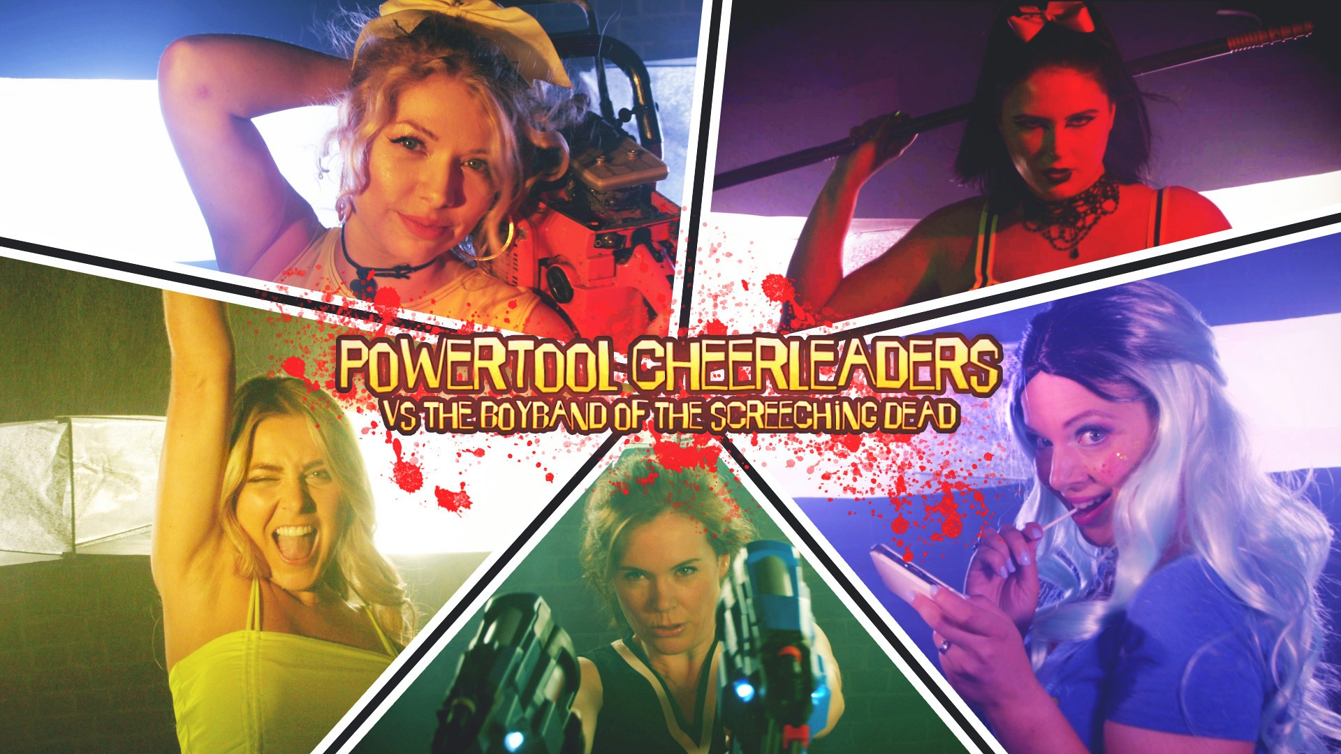 'Powertool Cheerleaders' most popular Kickstarter movie on the planet