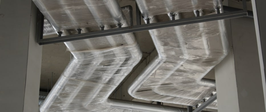 MEP Engineers Explain Why Hydronic Piping Is Used In Most HVAC Systems
