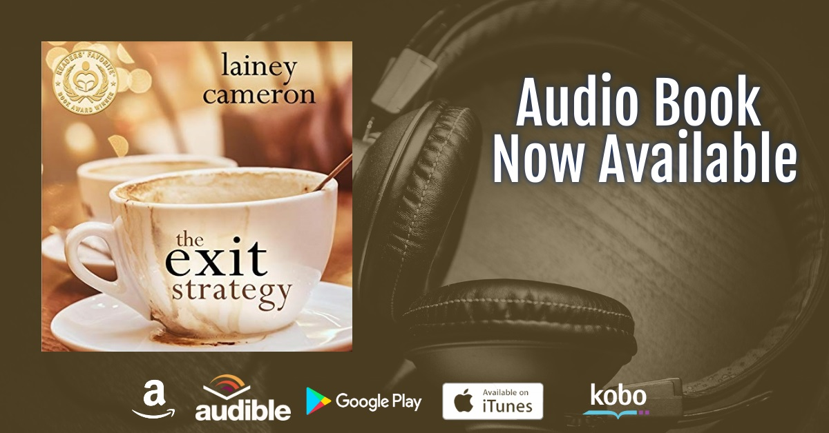 Author Lainey Cameron Releases Audiobook Of Her Women's Fiction Novel - The Exit Strategy