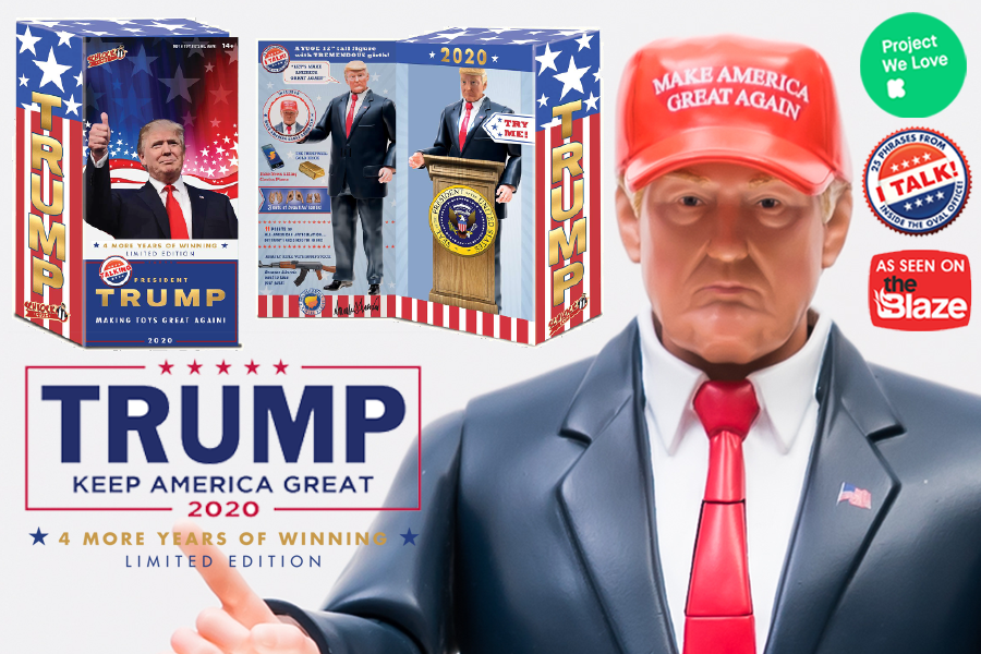 The World's Most CONTROVERSIAL Action Figure...EVER!