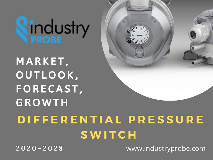 Rapid Innovations from Manufacturers to Boost the Differential Pressure Switch Market