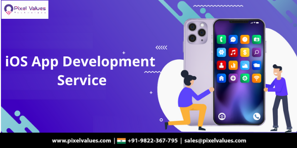With The Best In Class iOS App Development Services, Pixel Values Technolabs Top's The Chart