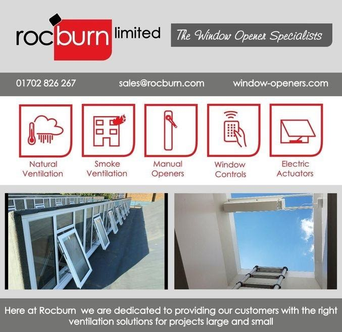 Window Openers and Ventilation Solutions From Rocburn