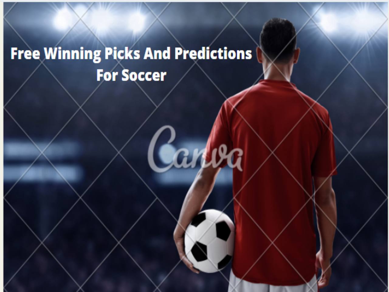 Free Winning Picks And Predictions For Soccer