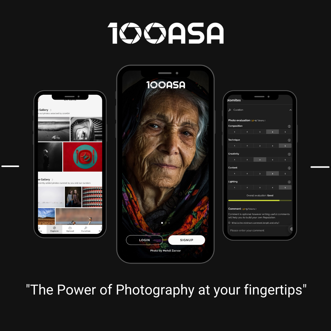 100ASA app aims to beat Instagram as the best platform for photography
