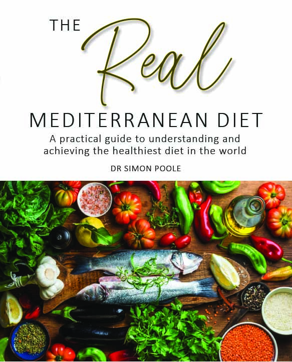 Brand New Book reveals the Secrets of The Real Mediterranean Diet – the most powerful diet in the world