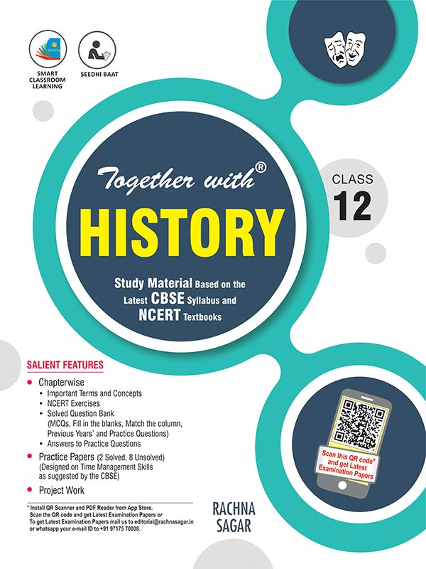 This CBSE History Study Material for Class 12 Has Every Aspect to Score Excellently In Board Exams