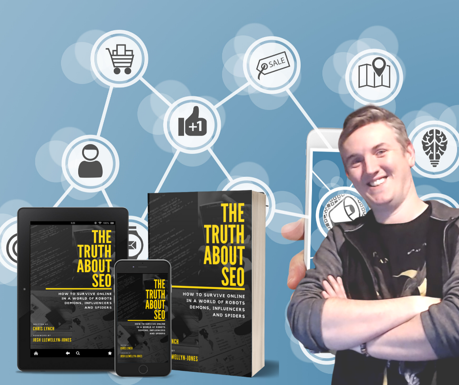 Cardiff SEO Expert releases best selling book free of charge