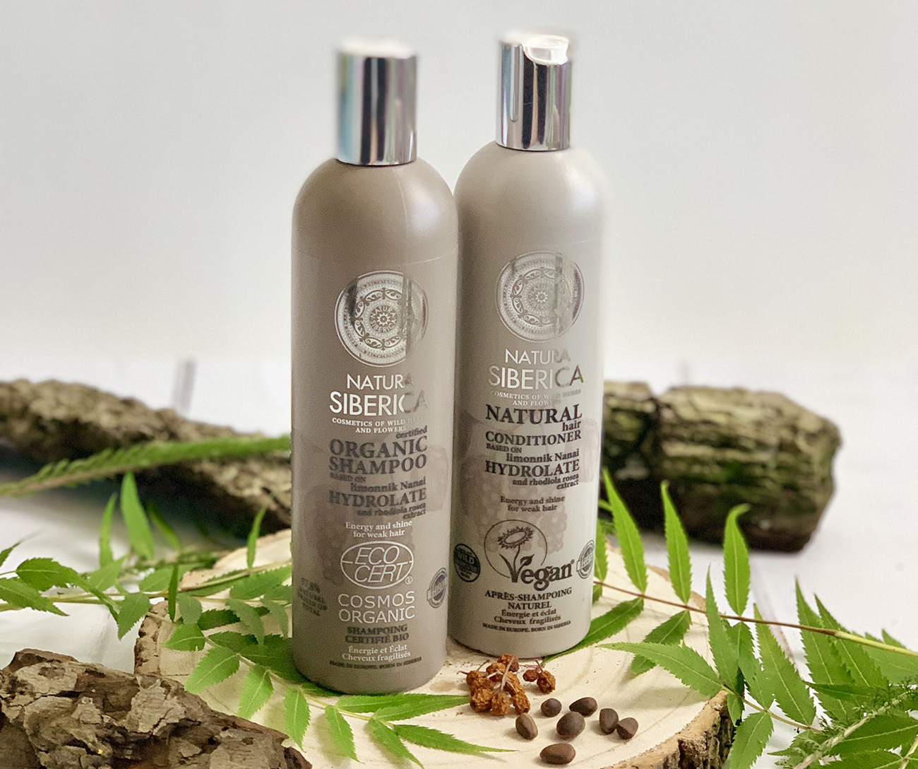 Surefire media launch new uk ecommerce website for leading natural cosmetics brand natura siberica