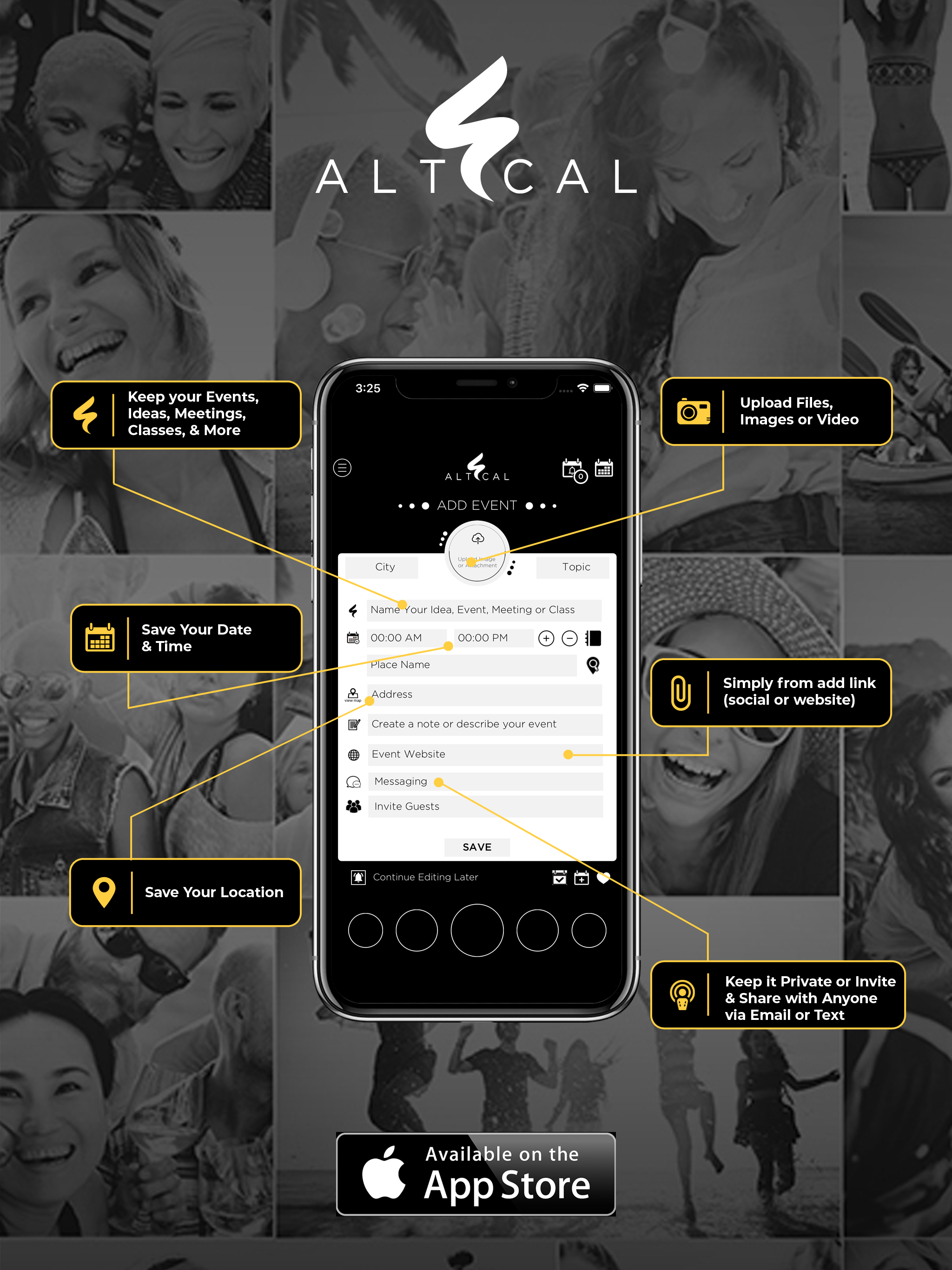 AltCal is now among the 2021 top popular agenda choices on the App Store