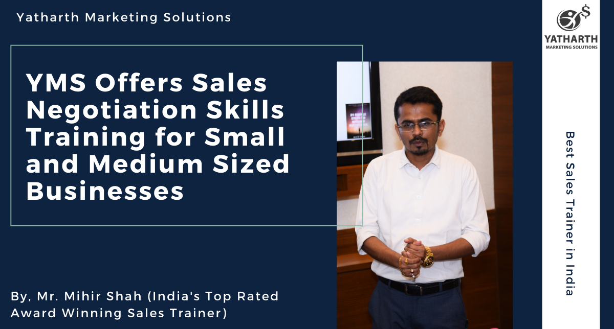 YMS Offers Sales Negotiation Skills Training for Small and Medium Sized Businesses
