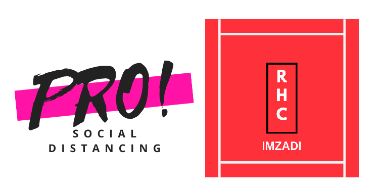 RHC IMZADI Launches Social Distancing PRO!