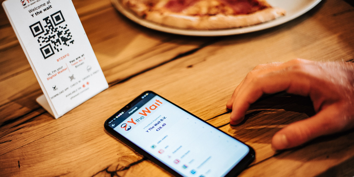YtheWait, a unique application for ordering food and tickets online.