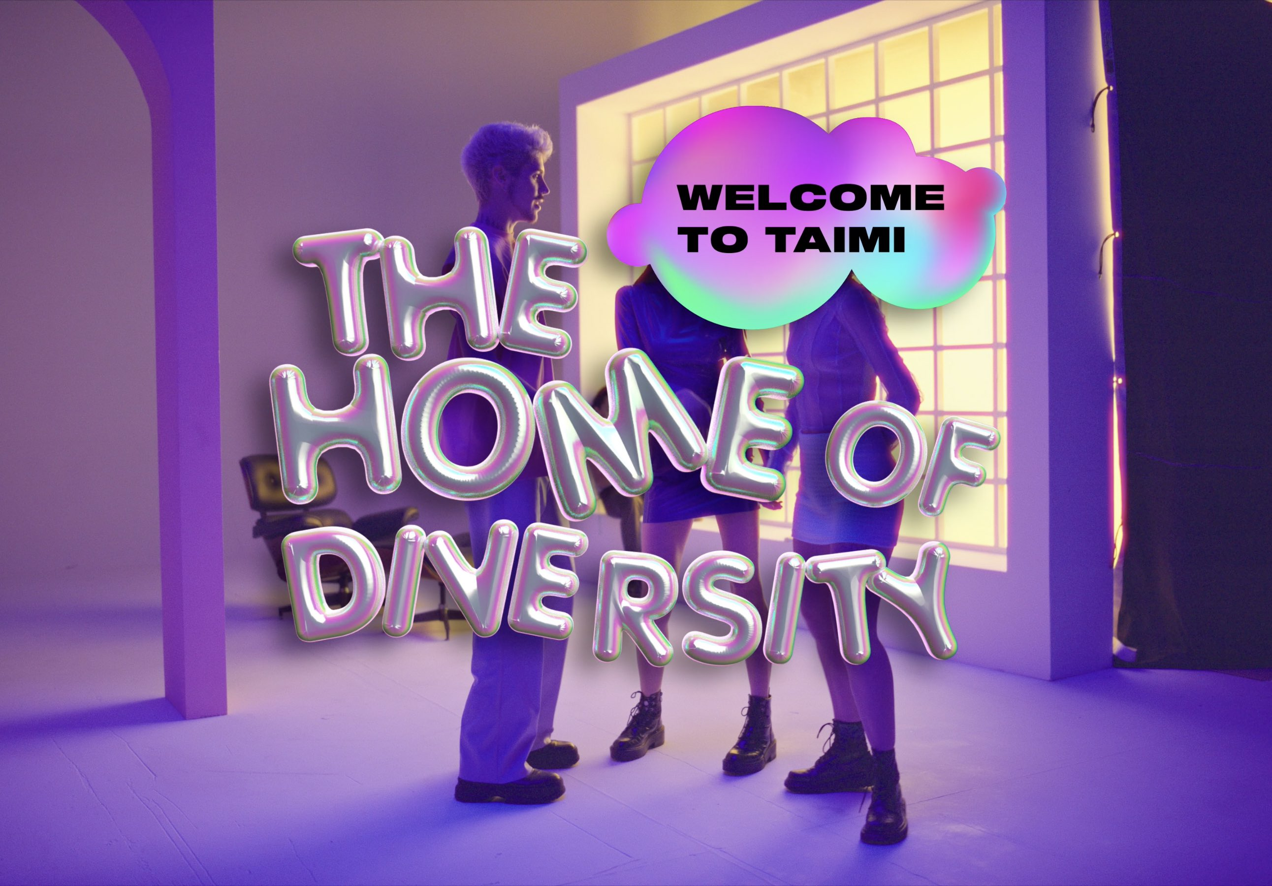 Taimi is the Home of Diversity