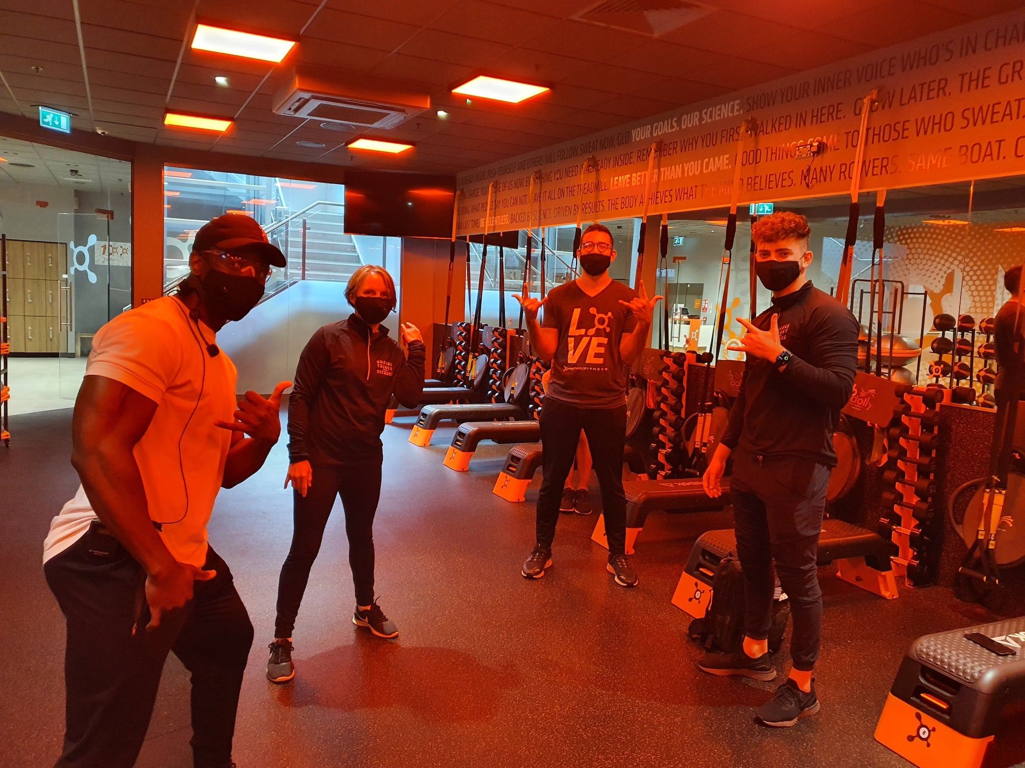 Orangetheory's Guide to The Cleanest 1-Hour Workout