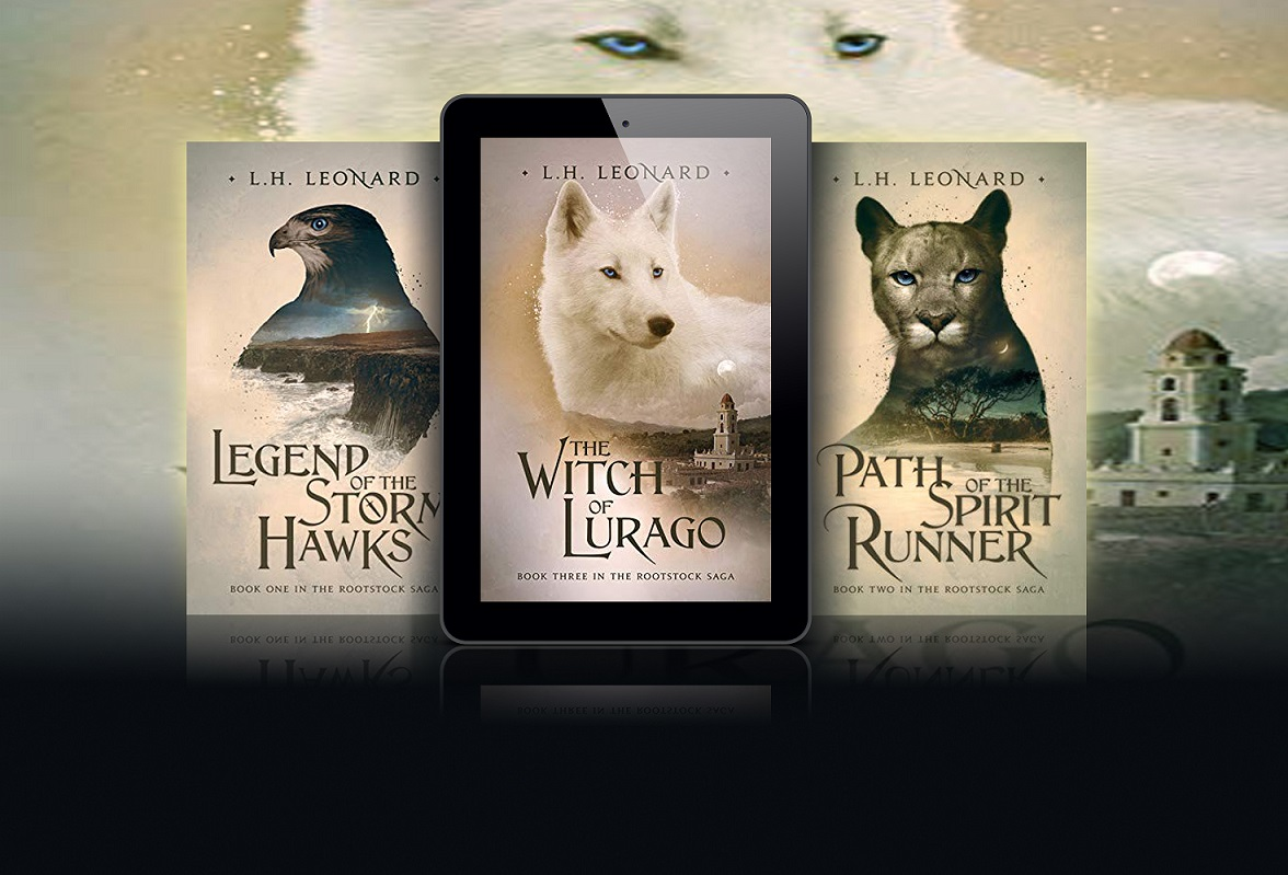 Author L.H. Leonard Releases New Epic Fantasy - The Witch of Lurago
