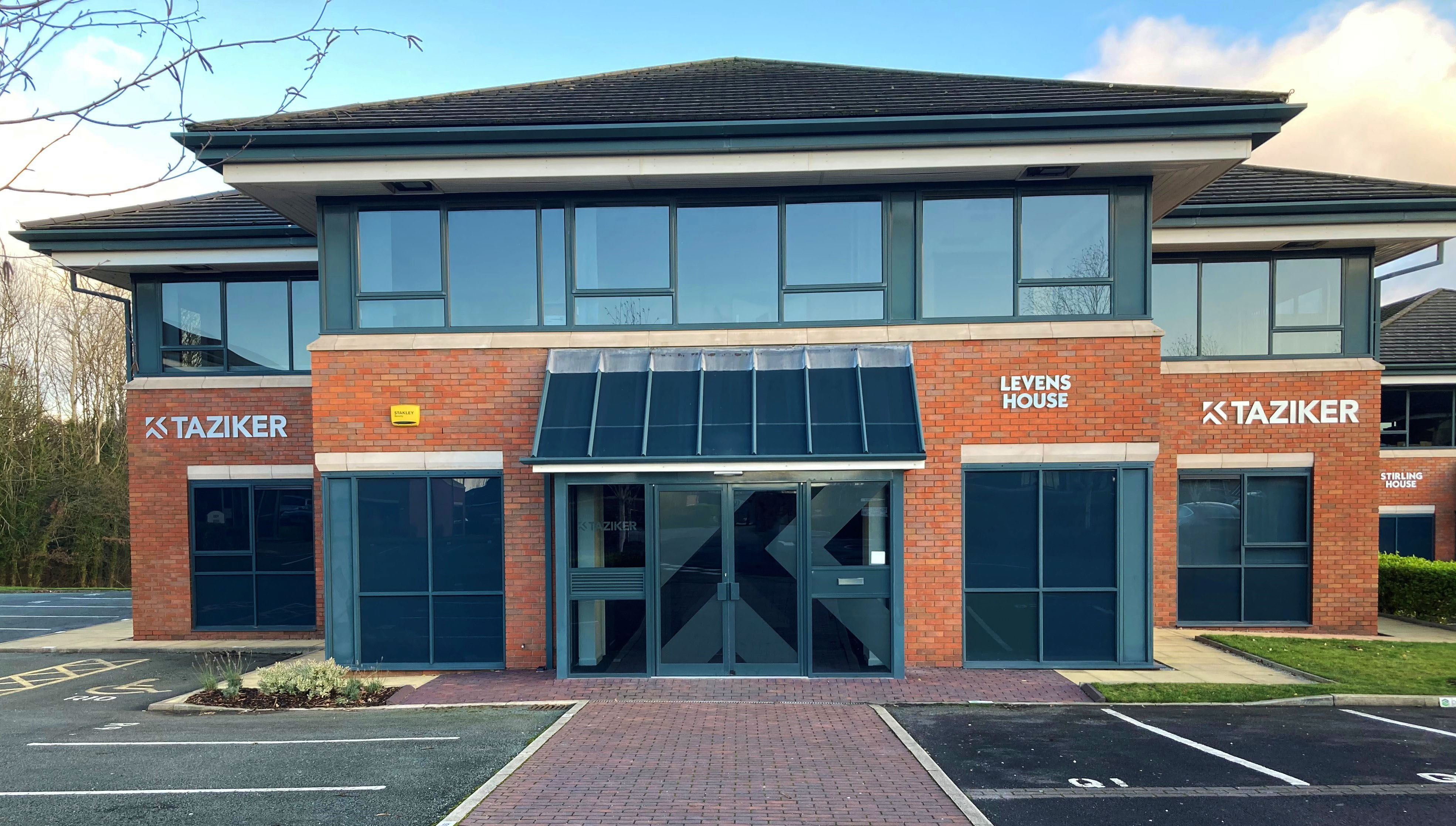 Continued Growth Sees Taziker Relocate Support Services to Chorley