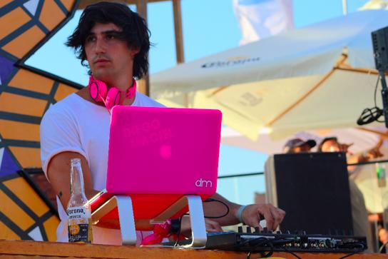 Get to know Dj Diego Maciel , well-known deejay from Uruguay