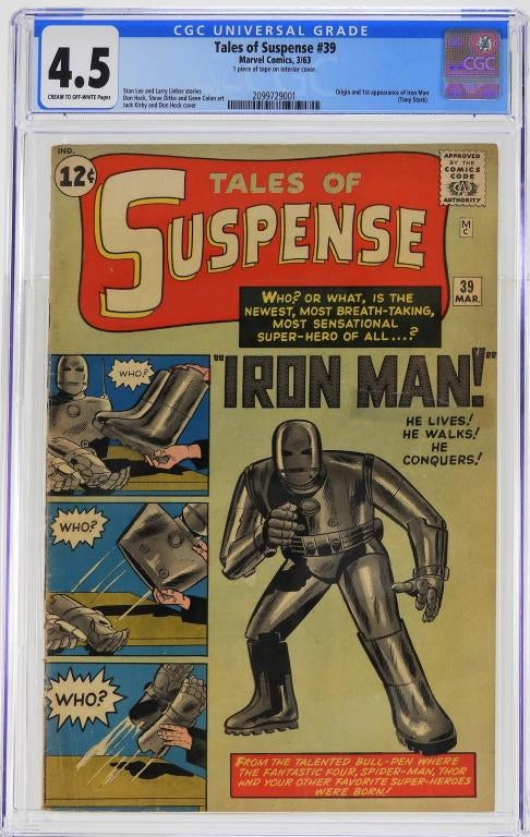 Bruneau & Co. Auctioneers will Hold a Spring Comic Book & Toy Auction on Saturday, April 4, Online and in Cranston, RI
