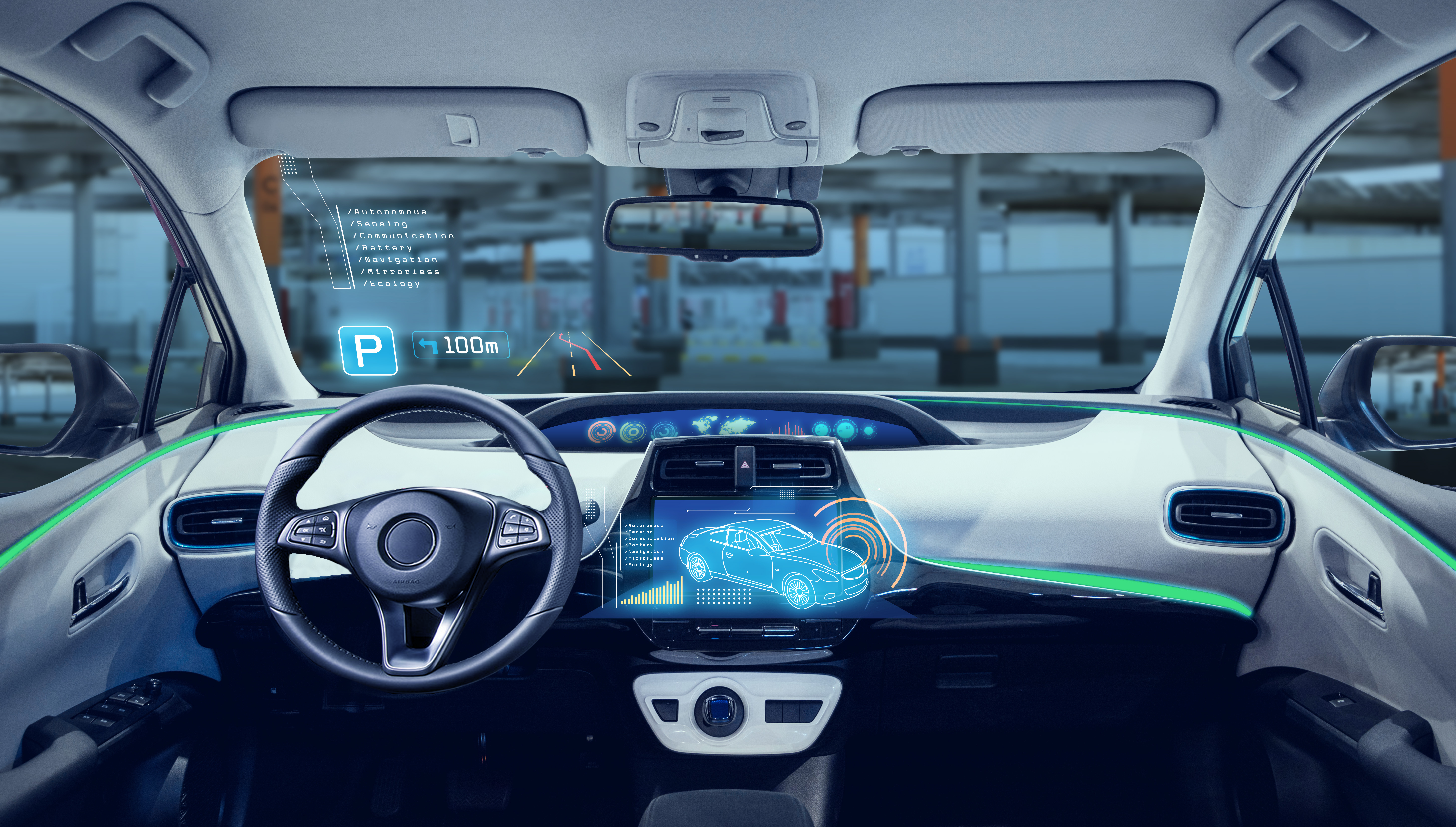 Parkopedia announces production version of indoor mapping services for automotive navigation use